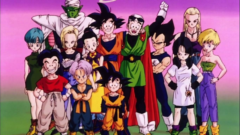 10 Latest Images Of Dragon Ball Z Characters FULL HD 1080p For PC Desktop 2021 free download heres the actual worst dragon ball z characters 800x450