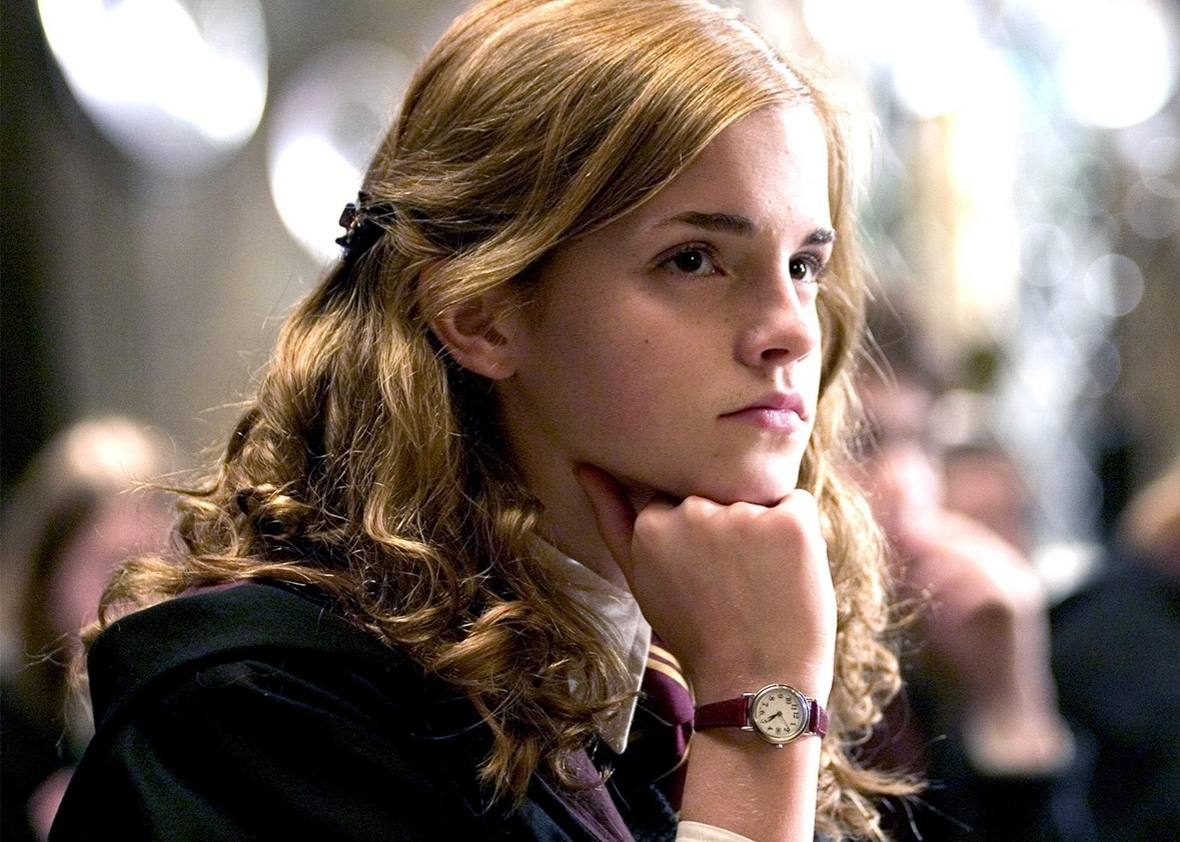 hermione granger in harry potter: is she white?