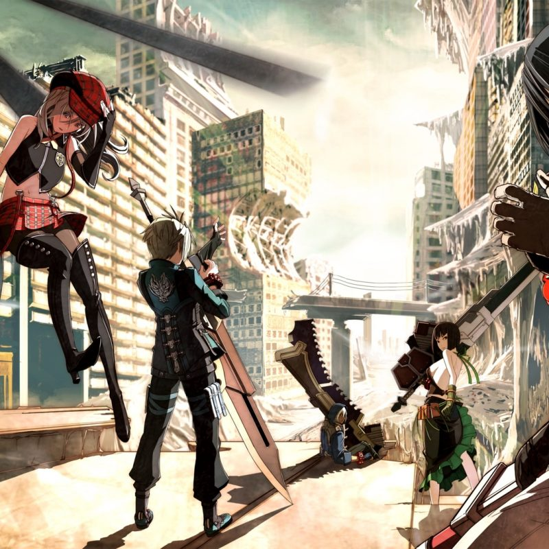 10 Most Popular God Eater 2 Rage Burst Wallpaper FULL HD 1080p For PC Background 2020 free download heroes from god eater 2 rage burst prepare for action wallpaper 800x800