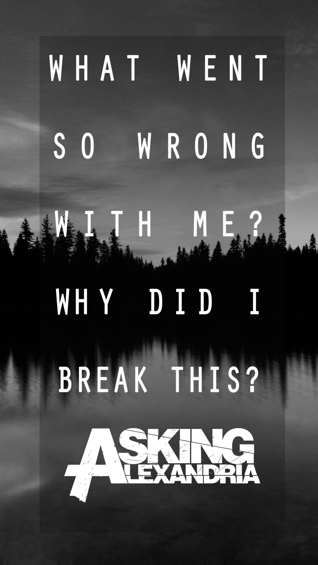 high definition asking alexandria iphone wallpaper - wallpaper.wiki