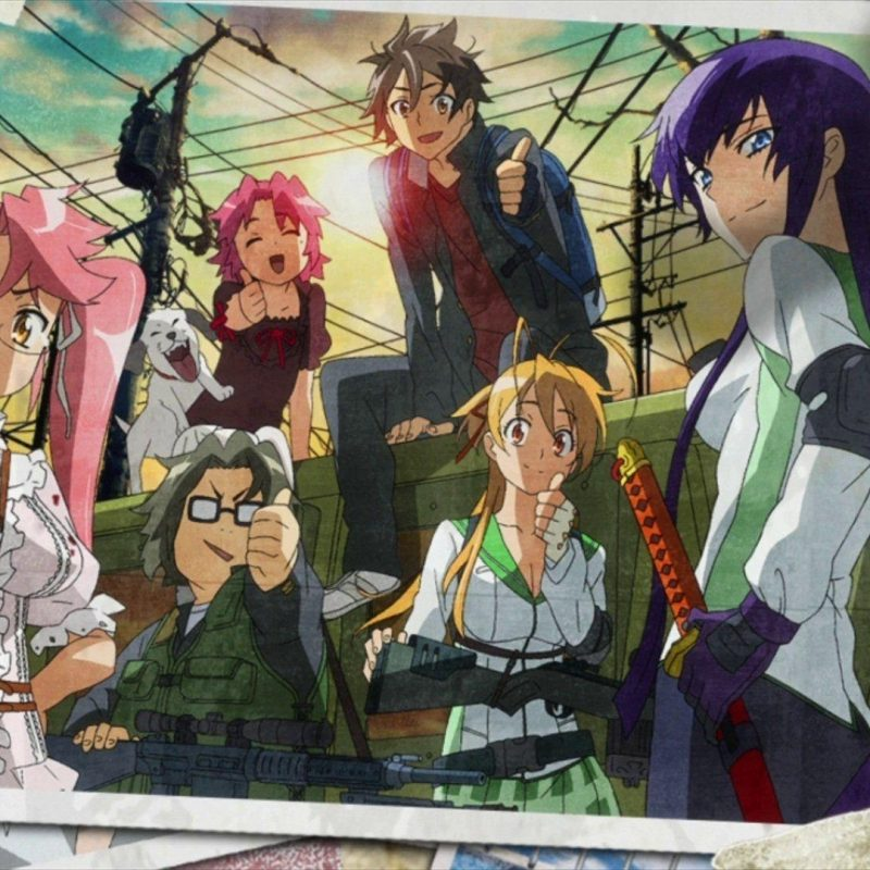 10 New High School Of The Dead Wallpaper FULL HD 1920×1080 For PC Desktop 2018 free download highschool of the dead wallpapers wallpaper cave 1 800x800