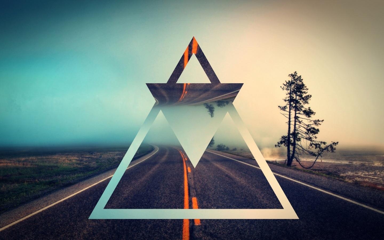 hipster triangle hd desktop wallpaper 24879 - baltana
