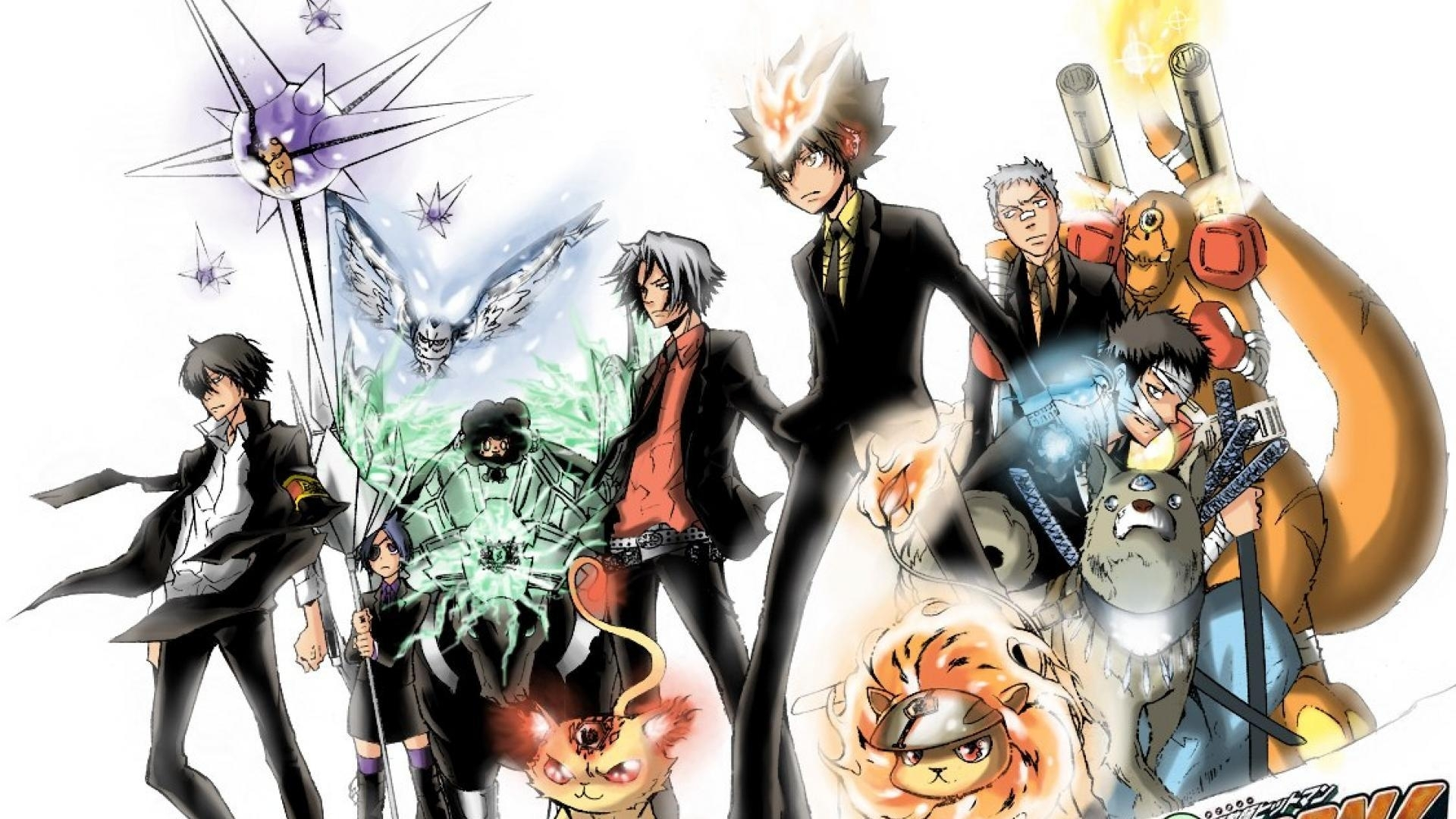 hitman reborn wallpapers hd - wallpaper cave