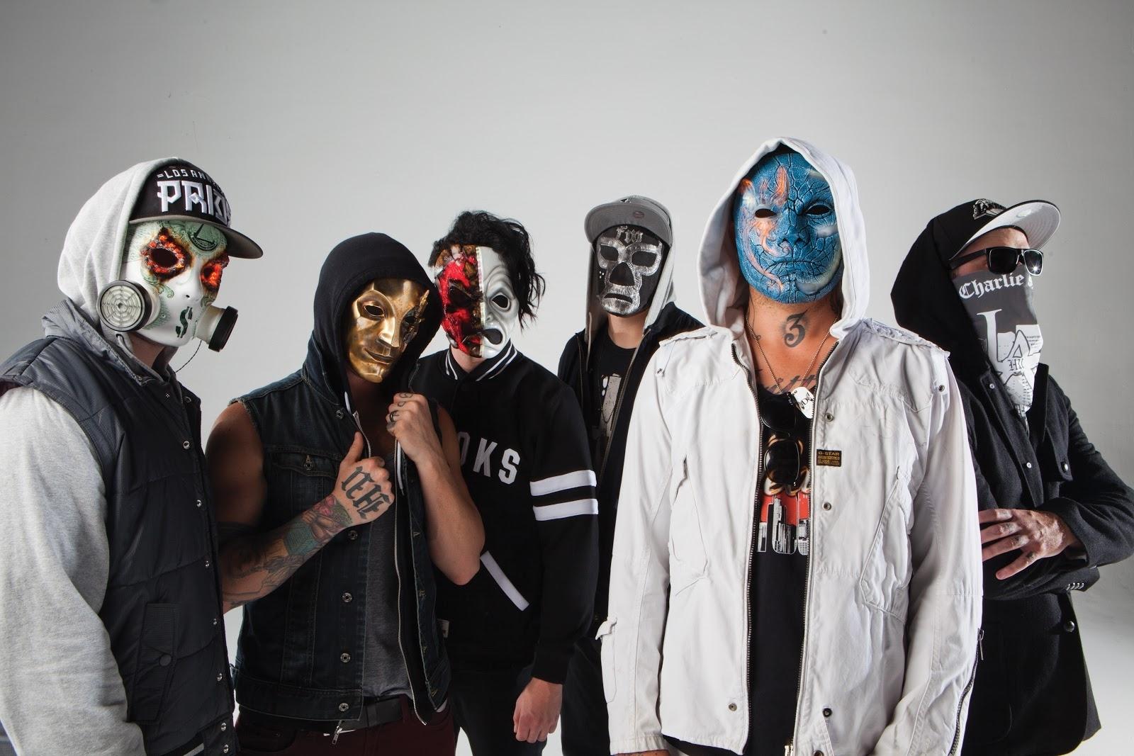 hollywood undead est de retour avec un nouvel album et une tournée