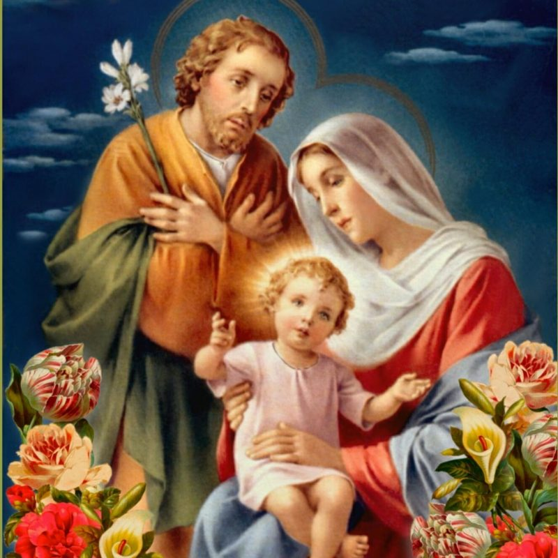 10 Top Images Of The Holy Family FULL HD 1080p For PC Background 2021 free download %name