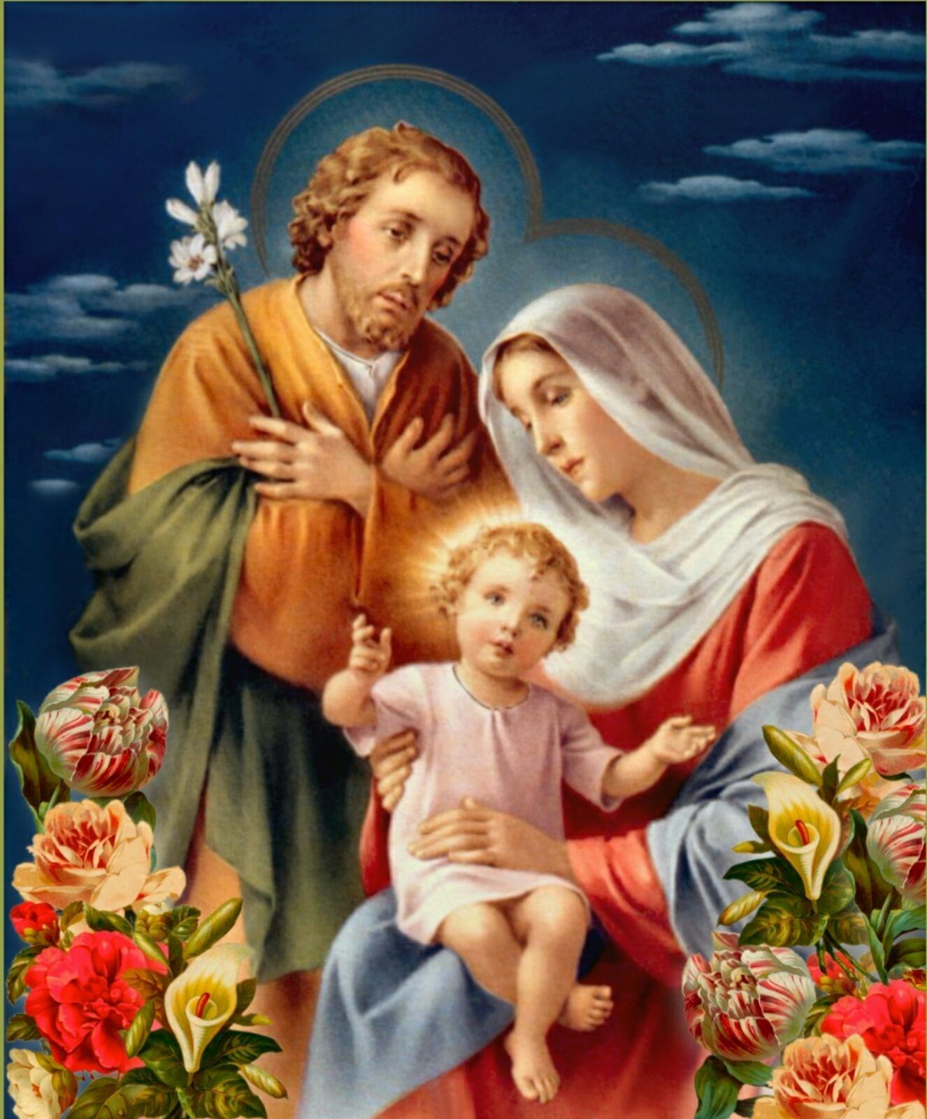 holy family « nelson mcbs
