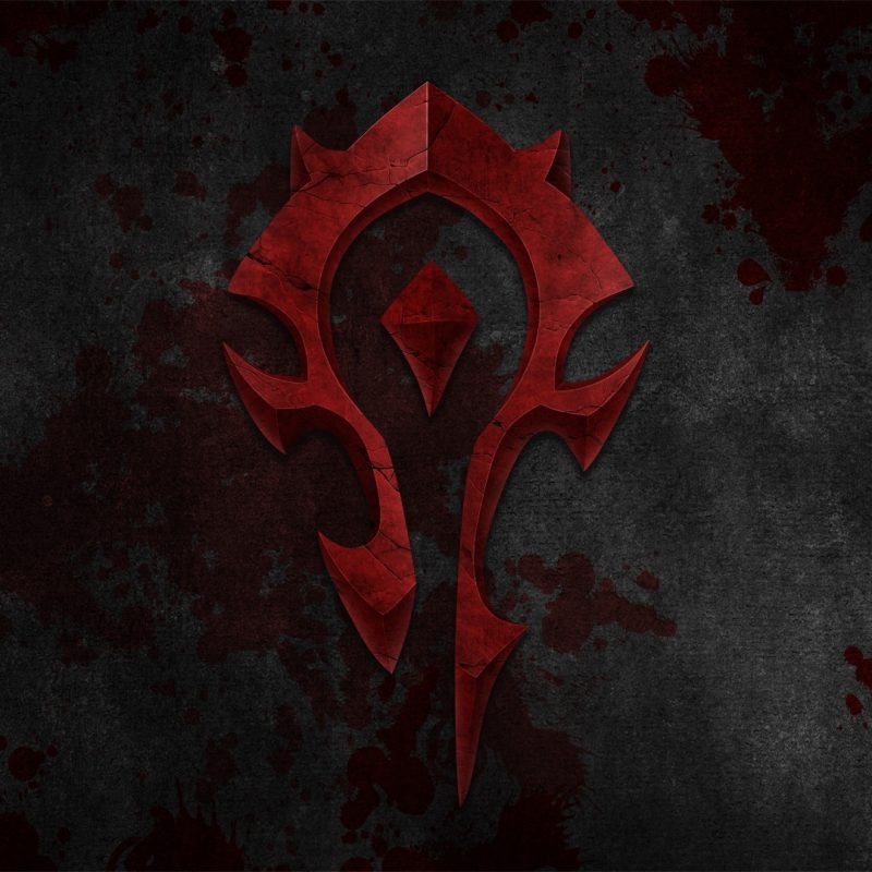 10 New World Of Warcraft Wallpaper Horde FULL HD 1080p For PC Background 2020 free download horde logo wallpaper c2b7e291a0 800x800