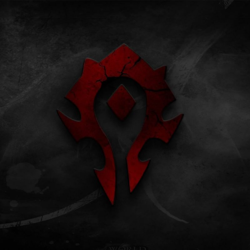 10 New World Of Warcraft Horde Background FULL HD 1920×1080 For PC Desktop 2018 free download horde logo wallpapers wallpaper cave free wallpapers pinterest 800x800