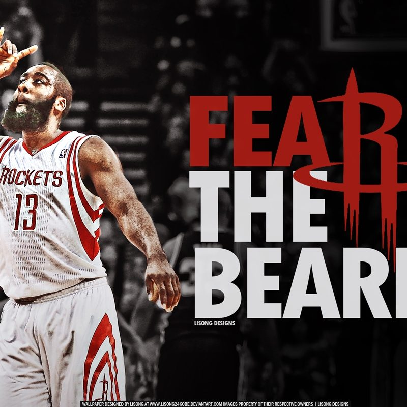10 Latest Houston Rockets Live Wallpaper FULL HD 1080p For PC Background 2018 free download houston rockets james harden fear the beard wallpaper houston 800x800