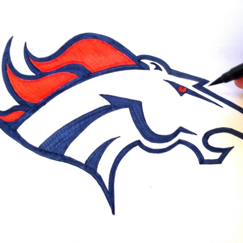 10 Top Denver Broncos Logo Pics FULL HD 1080p For PC Background 2018 free download how to draw the denver broncos logo freehand youtube 800x800