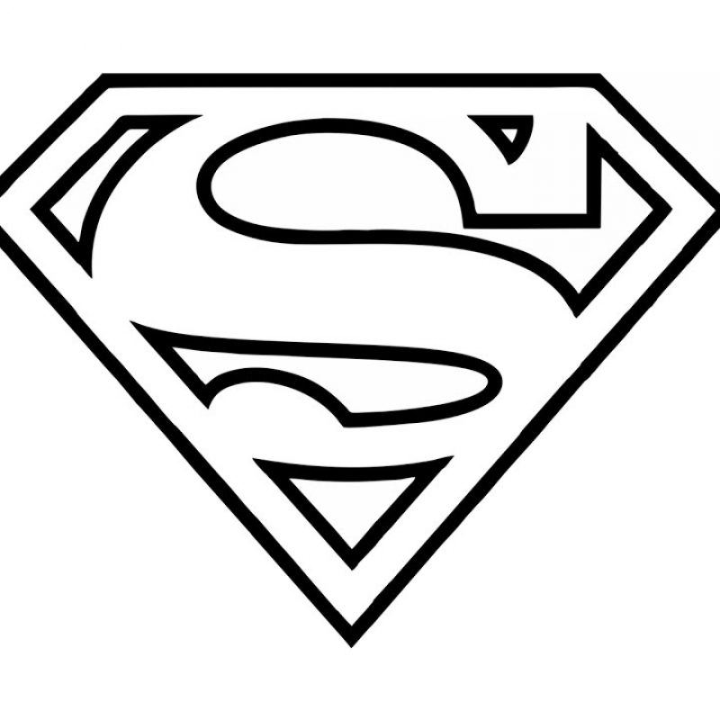 10 Top Images Of Superman Symbol FULL HD 1080p For PC Background 2018 free download how to draw the superman logo symbol youtube 2 800x800