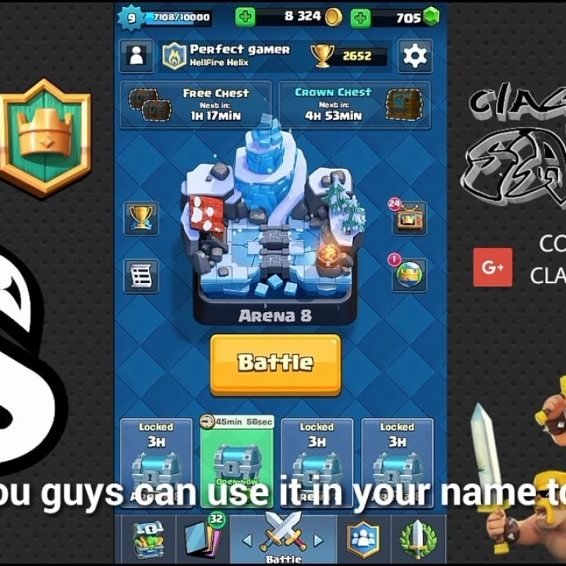 10 Top Cool Clash Royale Pictures FULL HD 1080p For PC Desktop 2021 free download how to get cool fonts in clash royale youtube 800x800