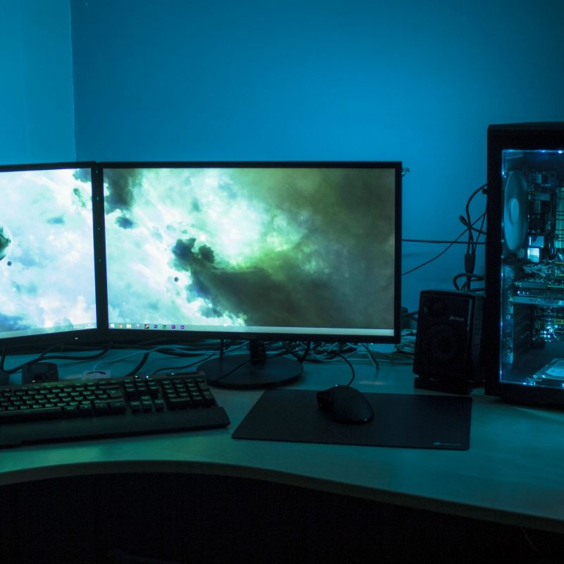 10 Latest Setting Up A Dual Monitor Wallpaper FULL HD 1920x1080 For PC Desktop