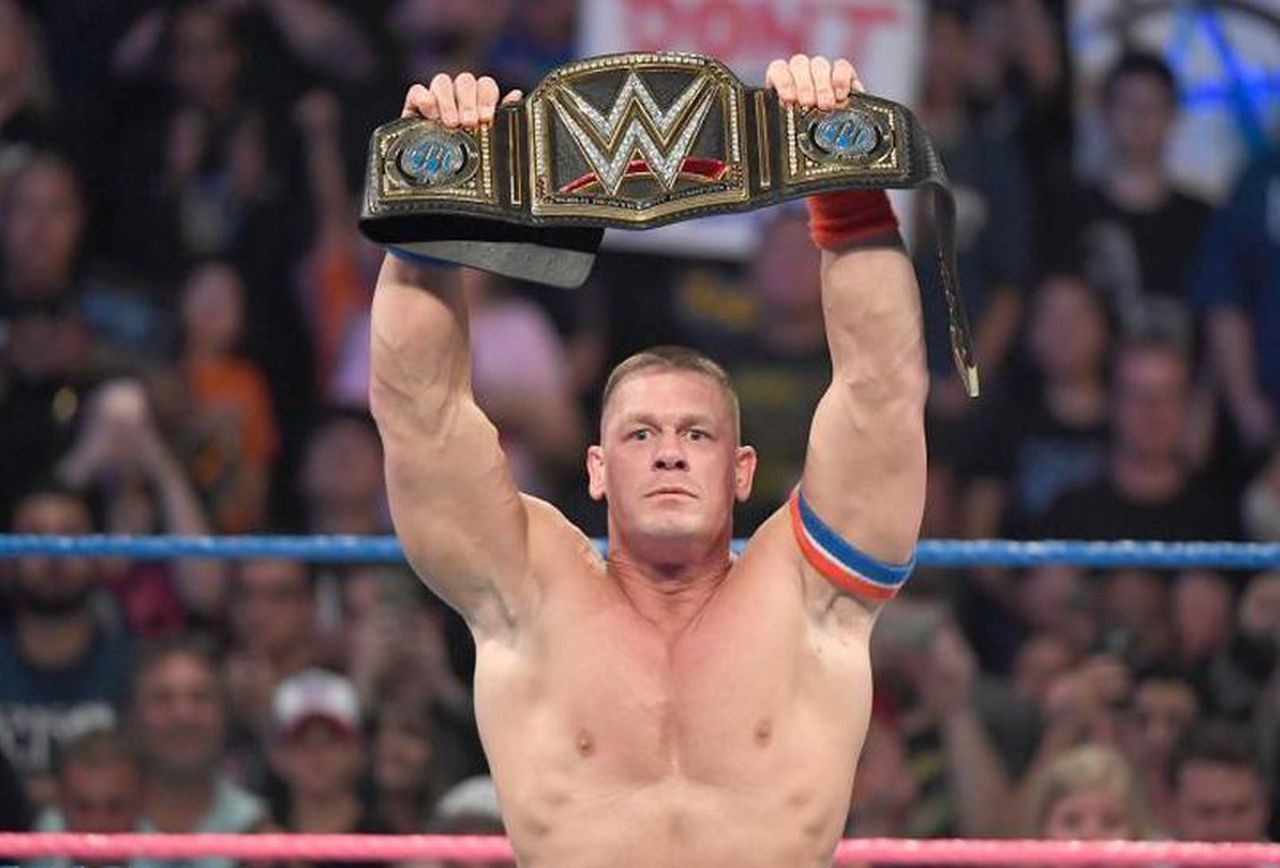 how wwe business will be affectedjohn cena's upcoming absence