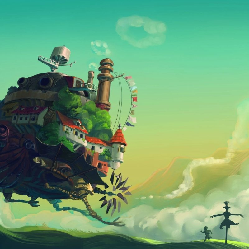 10 Latest Howl's Moving Castle Wallpaper Widescreen FULL HD 1080p For PC Background 2020 free download howls moving castle e29da4 4k hd desktop wallpaper for 4k ultra hd tv 800x800