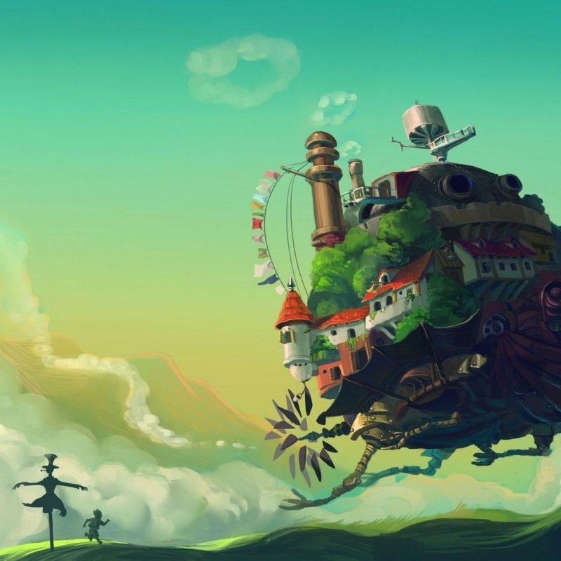 10 Most Popular Studio Ghibli Computer Backgrounds FULL HD 1080p For PC Background 2020 free download howls moving castle hd wallpaper 800x800