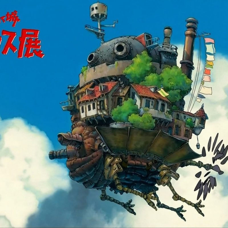10 Latest Howl's Moving Castle Wallpaper Widescreen FULL HD 1080p For PC Background 2020 free download howls moving castle hdihateyouare on deviantart 800x800