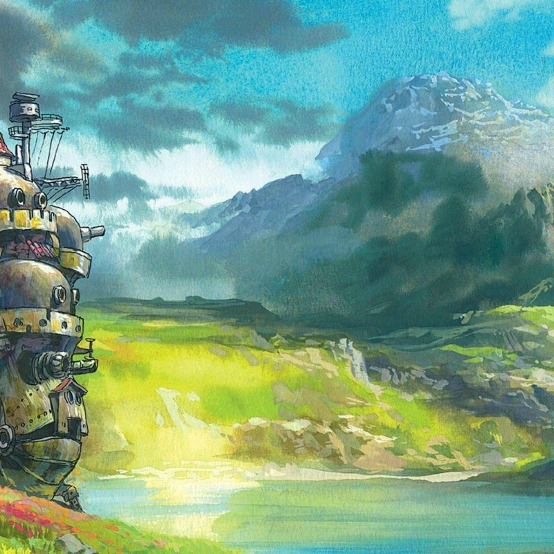 10 Latest Howl's Moving Castle Wallpaper Widescreen FULL HD 1080p For PC Background 2020 free download howls moving castle wallpapers wallpaper cave 800x800