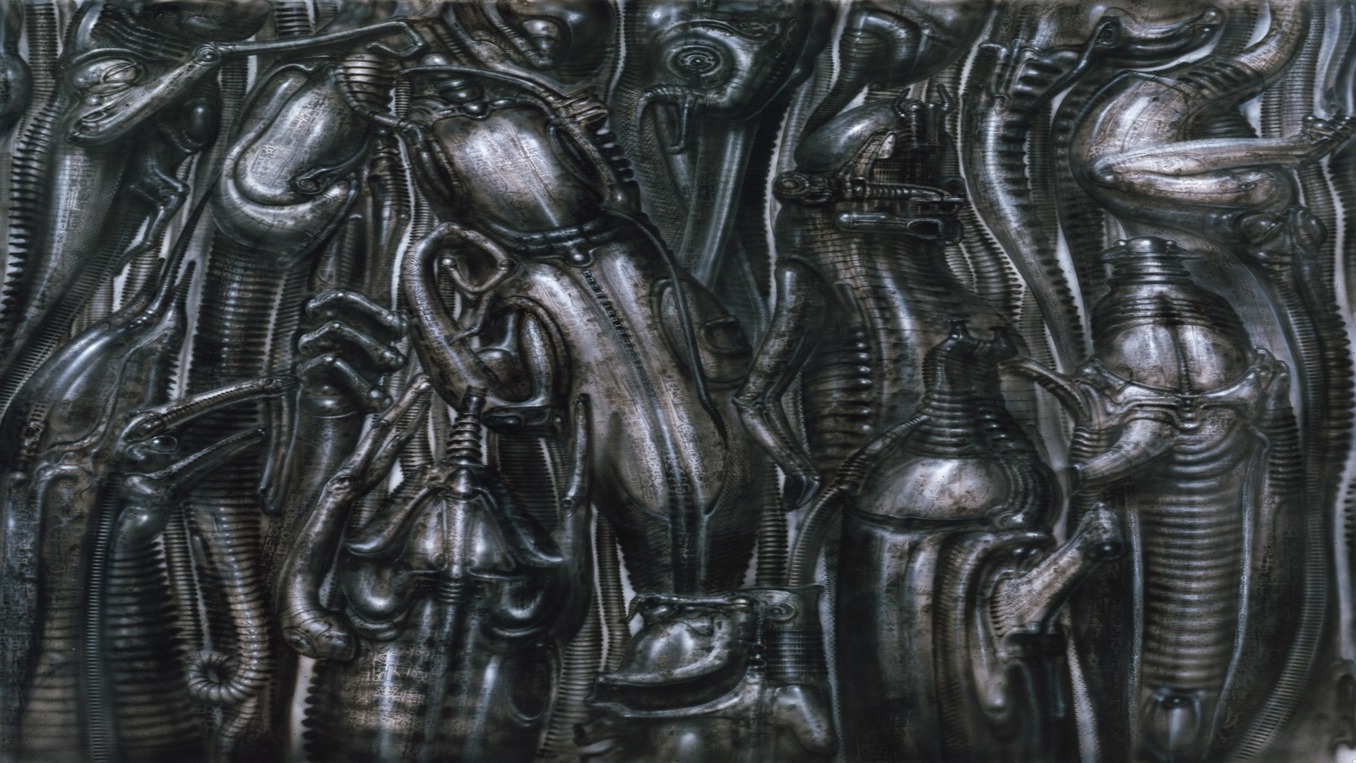 hr giger wallpaper 1920x1080 (67+ images)