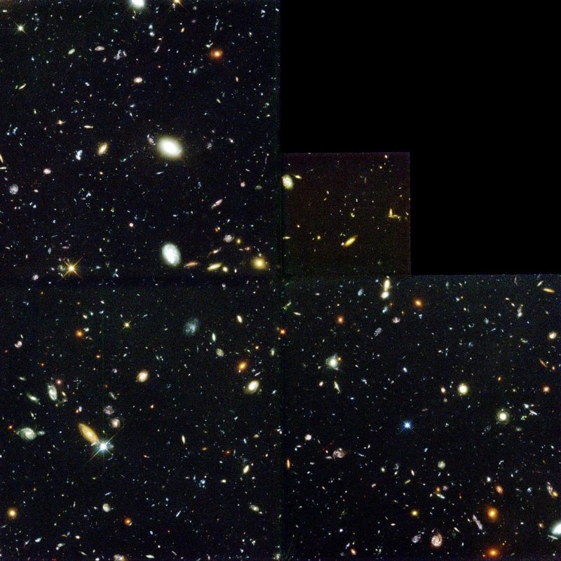 10 New Hubble Deep Field Background FULL HD 1080p For PC Background 2020 free download hubble deep field wikipedia 800x800
