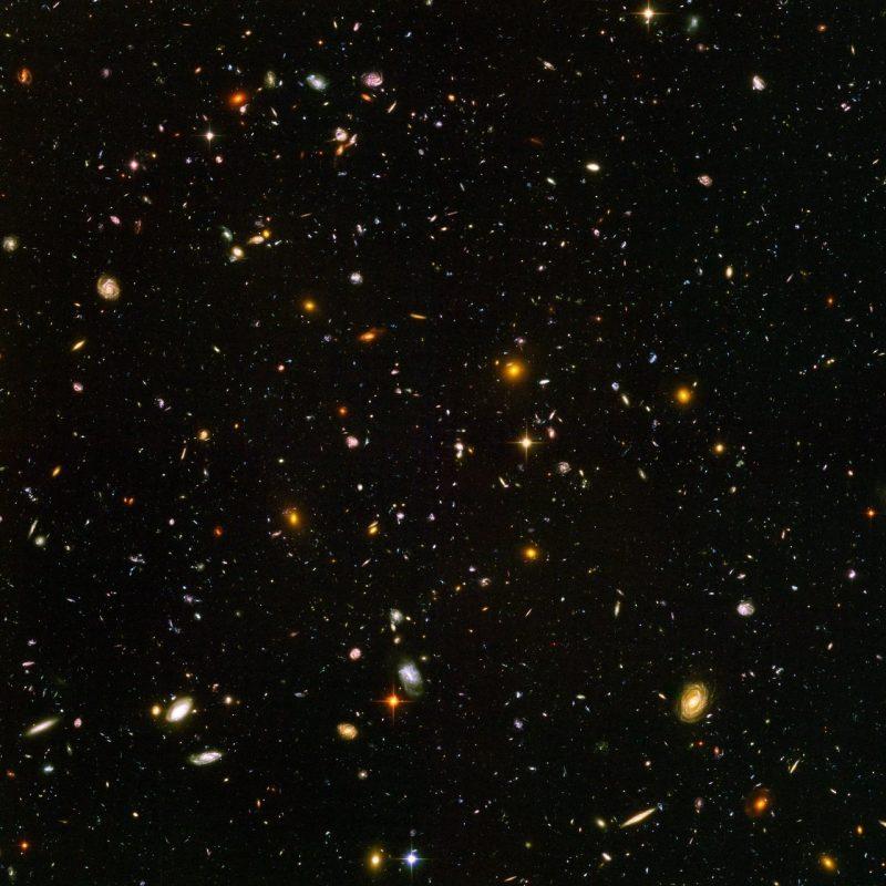 10 Top Hubble Deep Field Hd Wallpaper FULL HD 1080p For PC Background 2018 free download hubble ultra deep field esa hubble 2 800x800