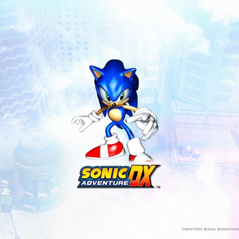 10 Most Popular Sonic Adventure Dx Wallpaper FULL HD 1080p For PC Background 2020 free download huge sonic fan images sonic adventure dx hd wallpaper and background 1 800x800