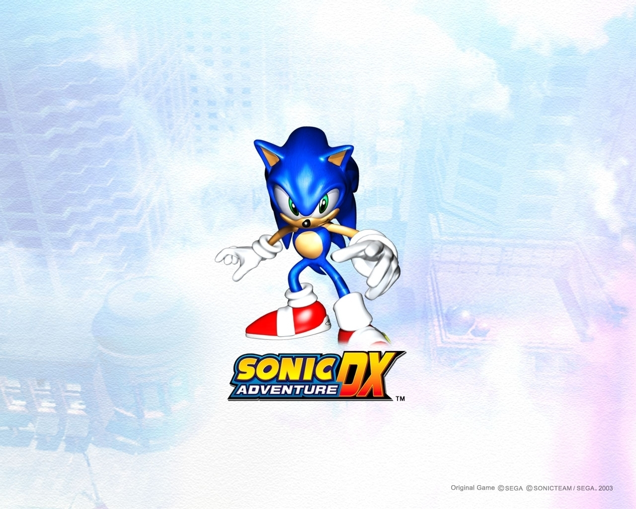 huge-sonic-fan images sonic adventure dx hd wallpaper and background