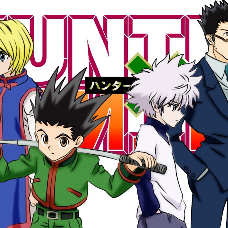 10 New Hunter X Hunter Wallpaper FULL HD 1080p For PC Desktop 2018 free download hunter x hunter fond decran and arriere plan 1844x1080 id560960 800x800