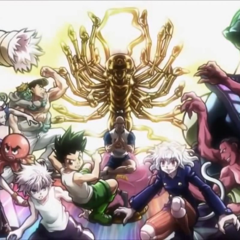 10 New Hunter X Hunter Wallpaper FULL HD 1080p For PC Desktop 2018 free download hunter x hunter full hd wallpaper and background image 1920x1080 800x800