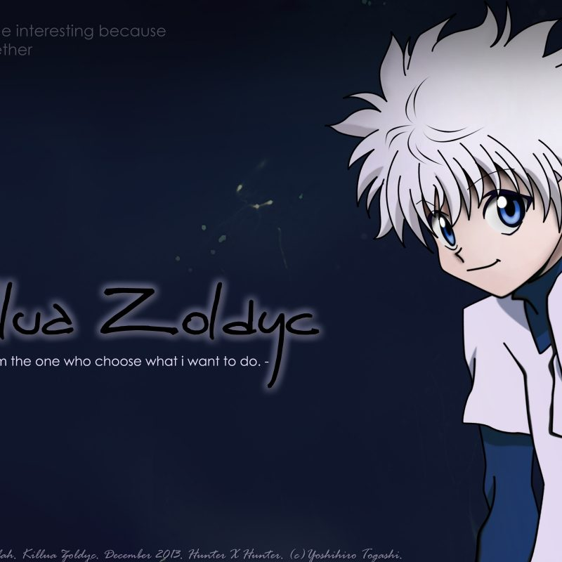 10 Most Popular Killua Hunter X Hunter Wallpaper FULL HD 1080p For PC Desktop 2018 free download hunter x hunter wallpaper and scan gallery minitokyo 800x800