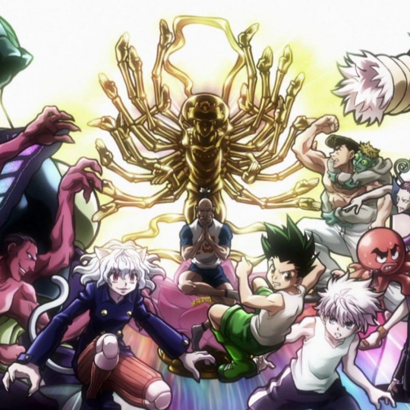 10 New Hunter X Hunter Wallpaper FULL HD 1080p For PC Desktop 2018 free download hunter x hunter wallpapers wallpaper cave 800x800