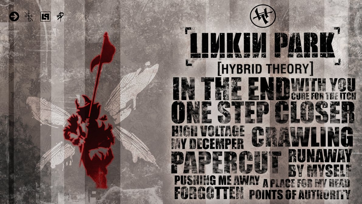 hybrid theory wallpapermarshood on deviantart