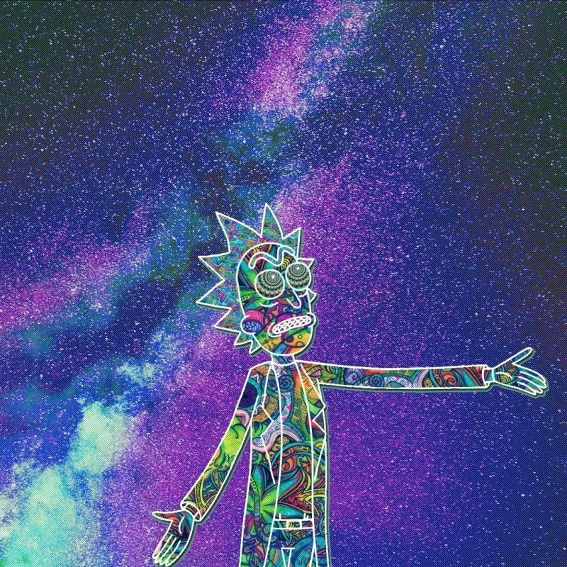 10 Top Trippy Rick And Morty Wallpaper FULL HD 1920×1080 For PC Background 2018 free download i edited this trippy rick wallpaper for myself figured some of you 800x800