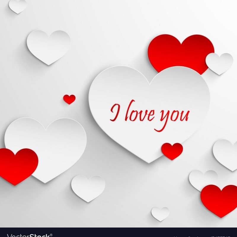 10 Best I Love You Backgrounds FULL HD 1920×1080 For PC Desktop 2021 free download i love you abstract holiday background with paper vector image 800x800