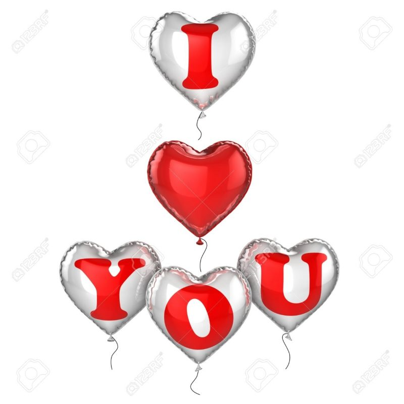 10 Latest I Love You 3D Images FULL HD 1920×1080 For PC Background 2020 free download i love you balloons 3d illustration stock photo picture and royalty 800x800
