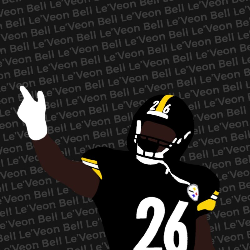 10 Latest Steelers Wallpaper For Iphone FULL HD 1920×1080 For PC Background 2020 free download i made another wallpaper this one with leveon bell steelers 1 800x800