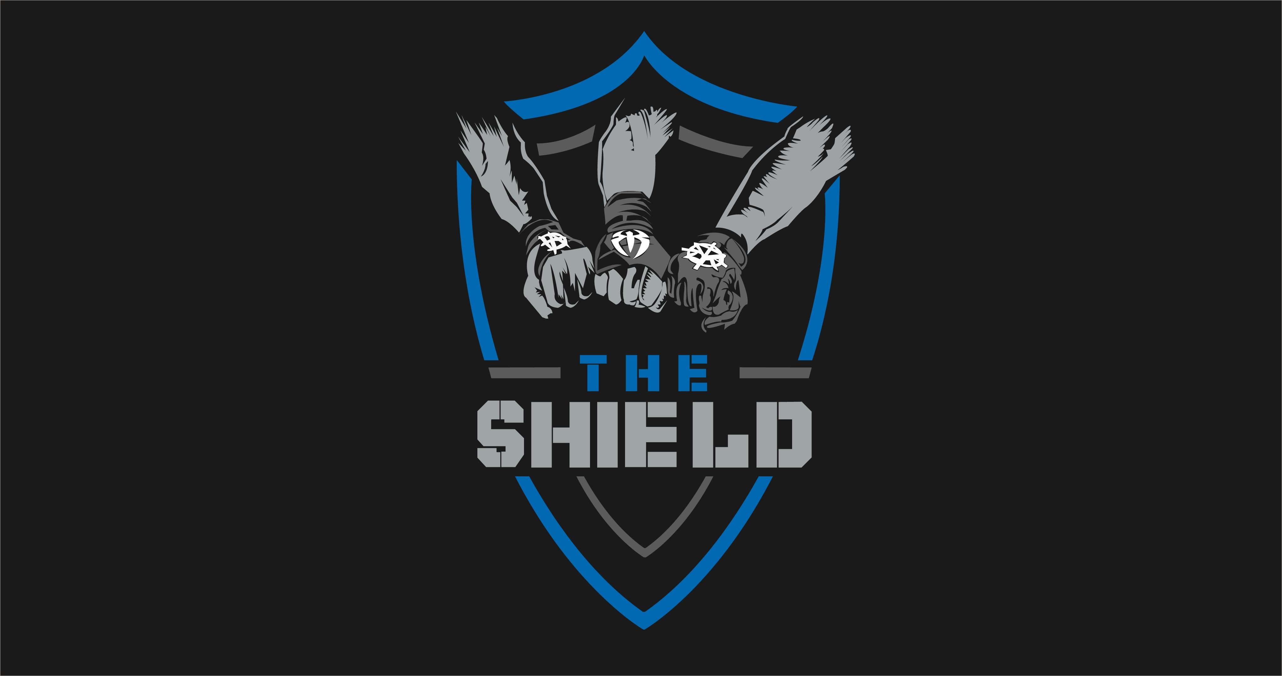 i tried recreating a 4k shield wallpaper w/ the new logo. - album on