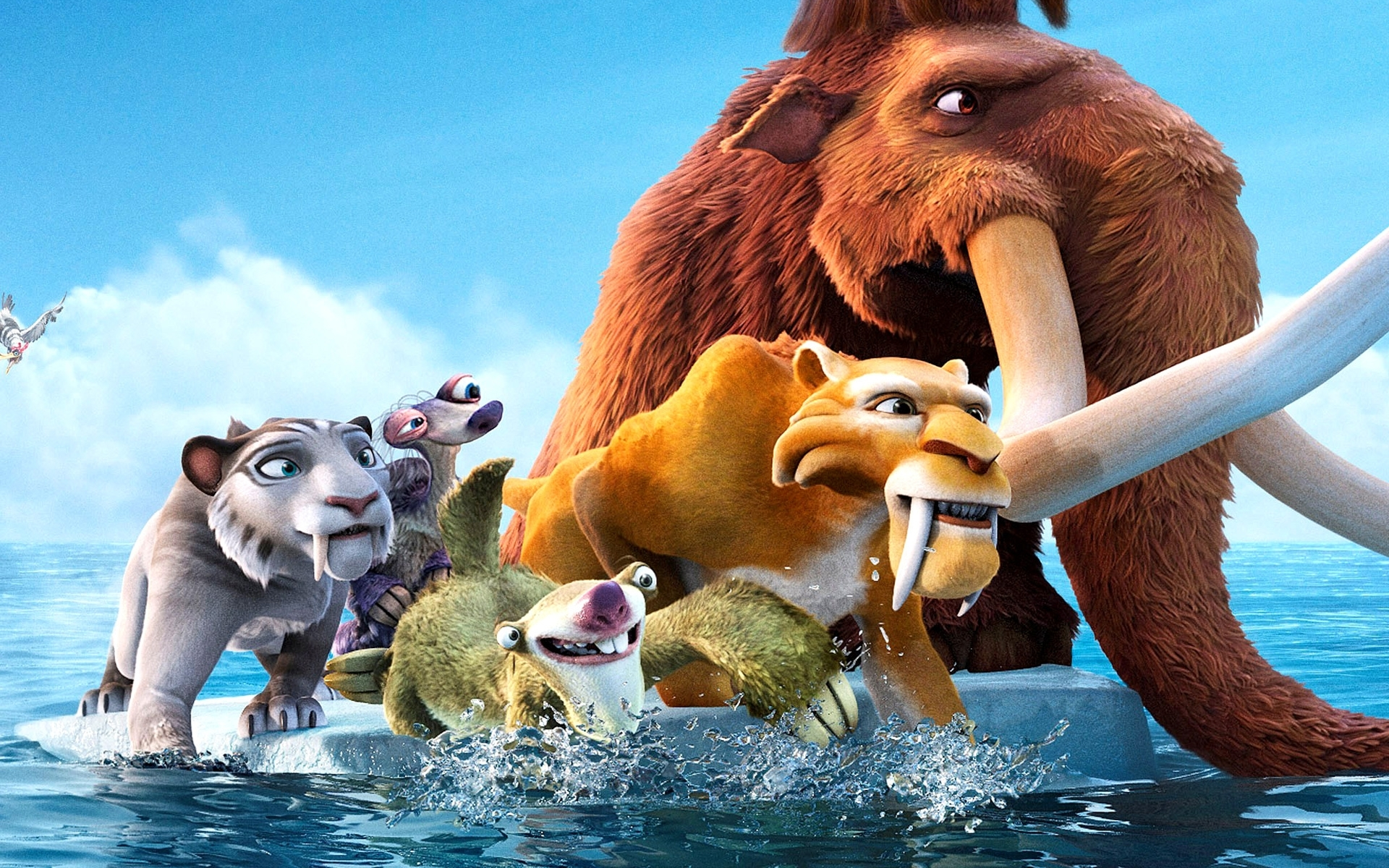 ice age 4 wallpapers | hd wallpapers | id #11685