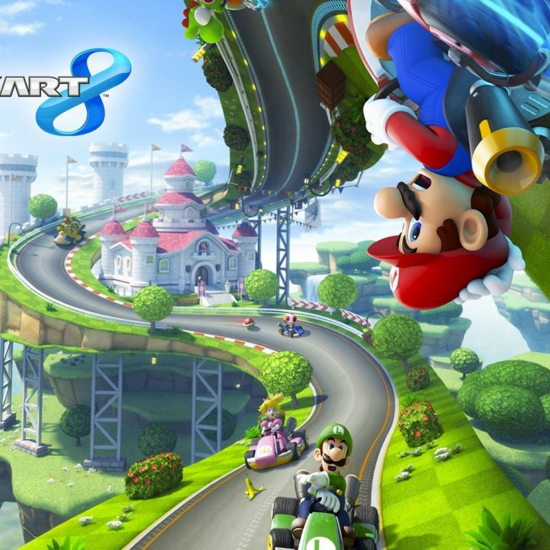 10 Latest Mario Kart 8 Wallpaper FULL HD 1080p For PC Background 2020 free download if mario kart 8 wasnt already one of nintendos best games ever it 800x800