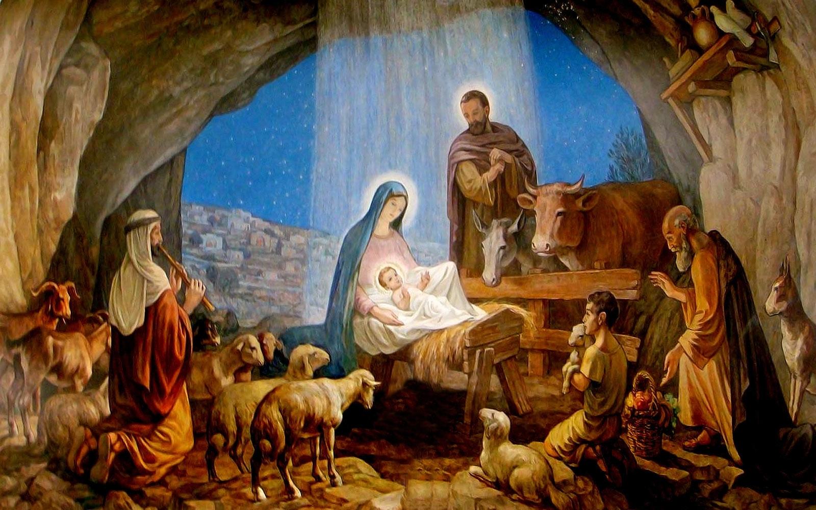 il servizio petrino: the birth of jesus