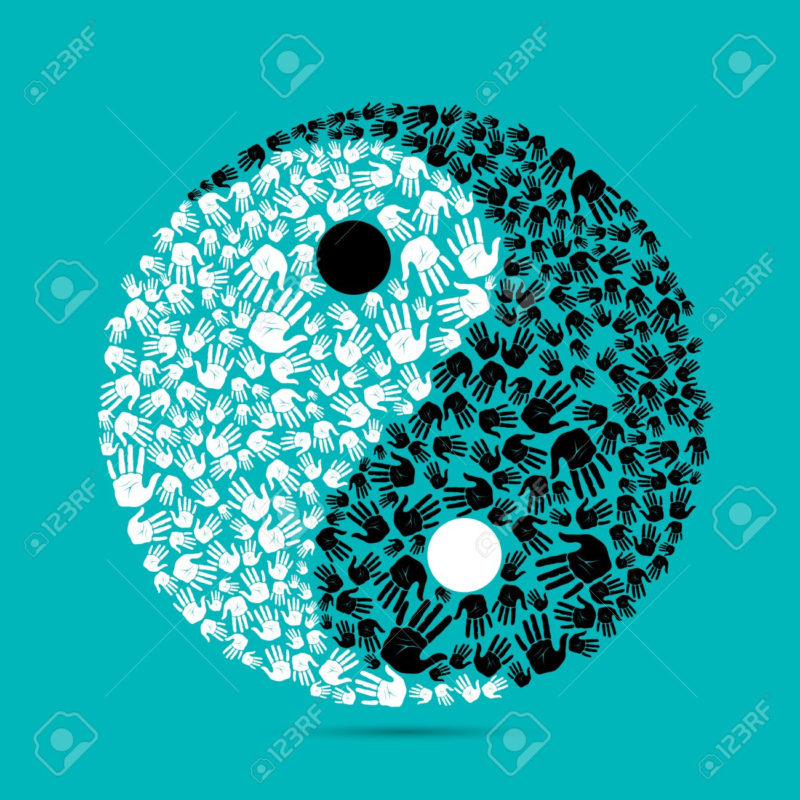 10 Best Yin And Yang Background FULL HD 1920×1080 For PC Desktop 2018 free download illustration of yin yang made of human palm on plain background 800x800