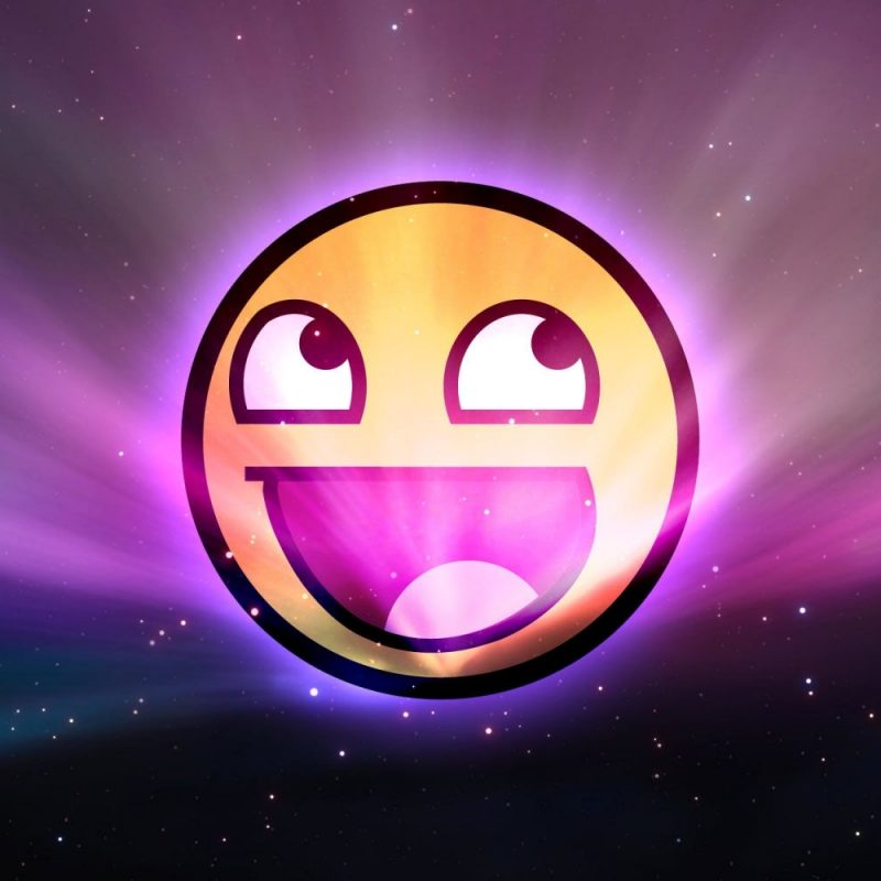 10 Latest Awesome Smiley Face Space FULL HD 1080p For PC Desktop 2021 free download image 45198 awesome face epic smiley know your meme 800x800