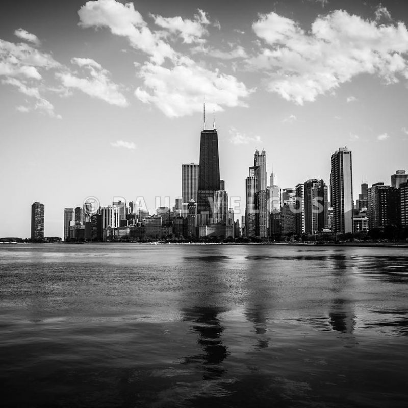 10 Top Black And White Chicago Skyline Wallpaper FULL HD 1080p For PC Background 2020 free download image chicago skyline in black and white large canvas print buy 800x800