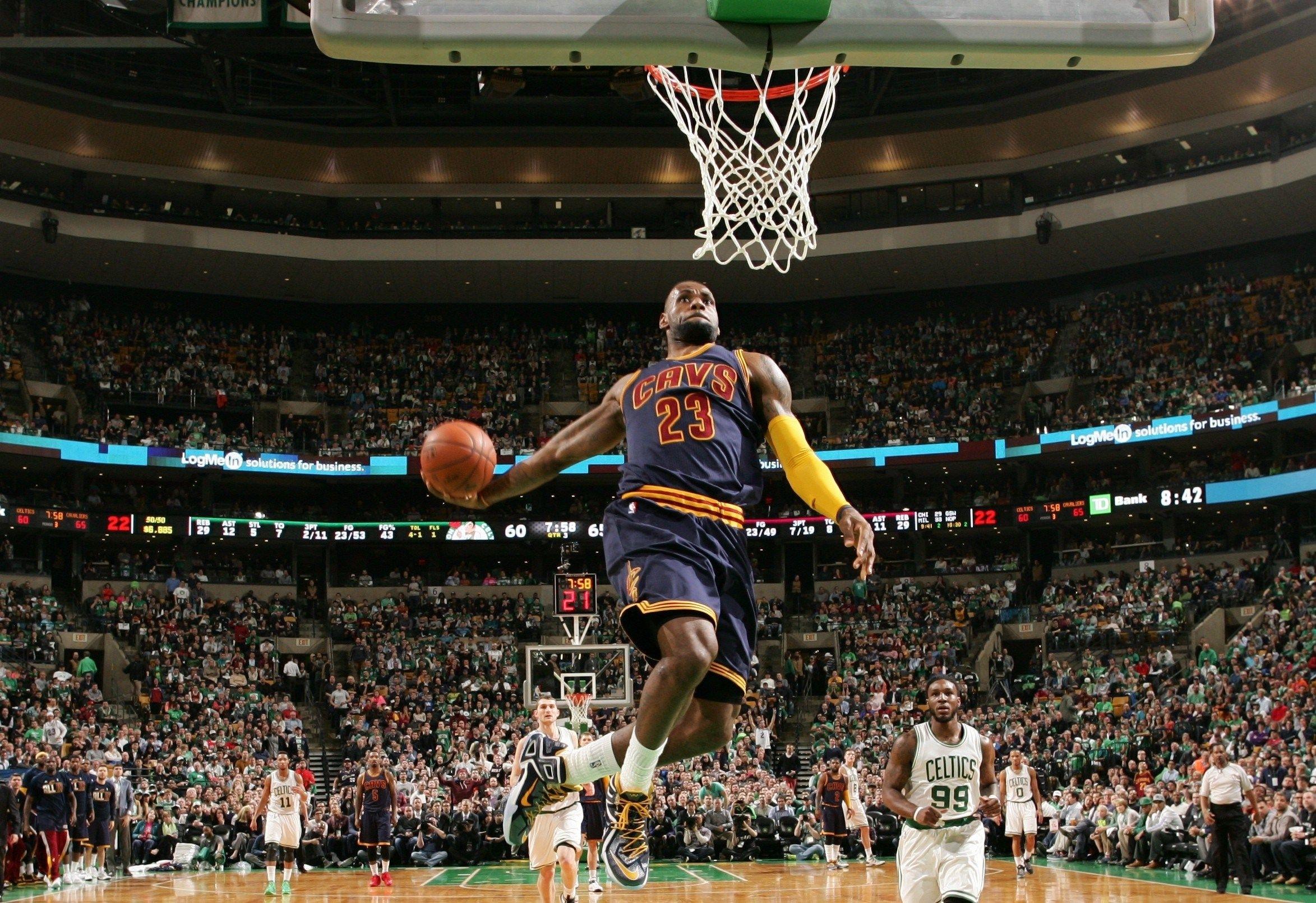 image for lebron james dunk wallpaper full hd #i14ev   basket :d