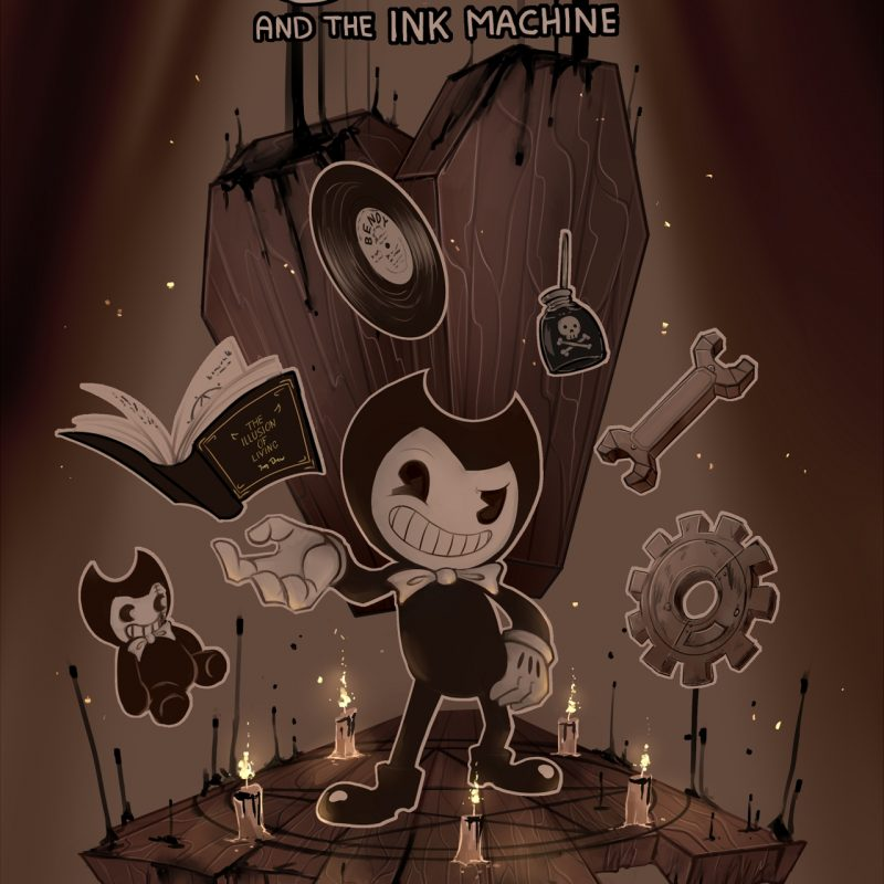 10 Best Bendy And The Ink Machine Wallpaper FULL HD 1080p For PC Desktop 2018 free download image result for bendy and the ink machine wallpaper bendy and the 800x800