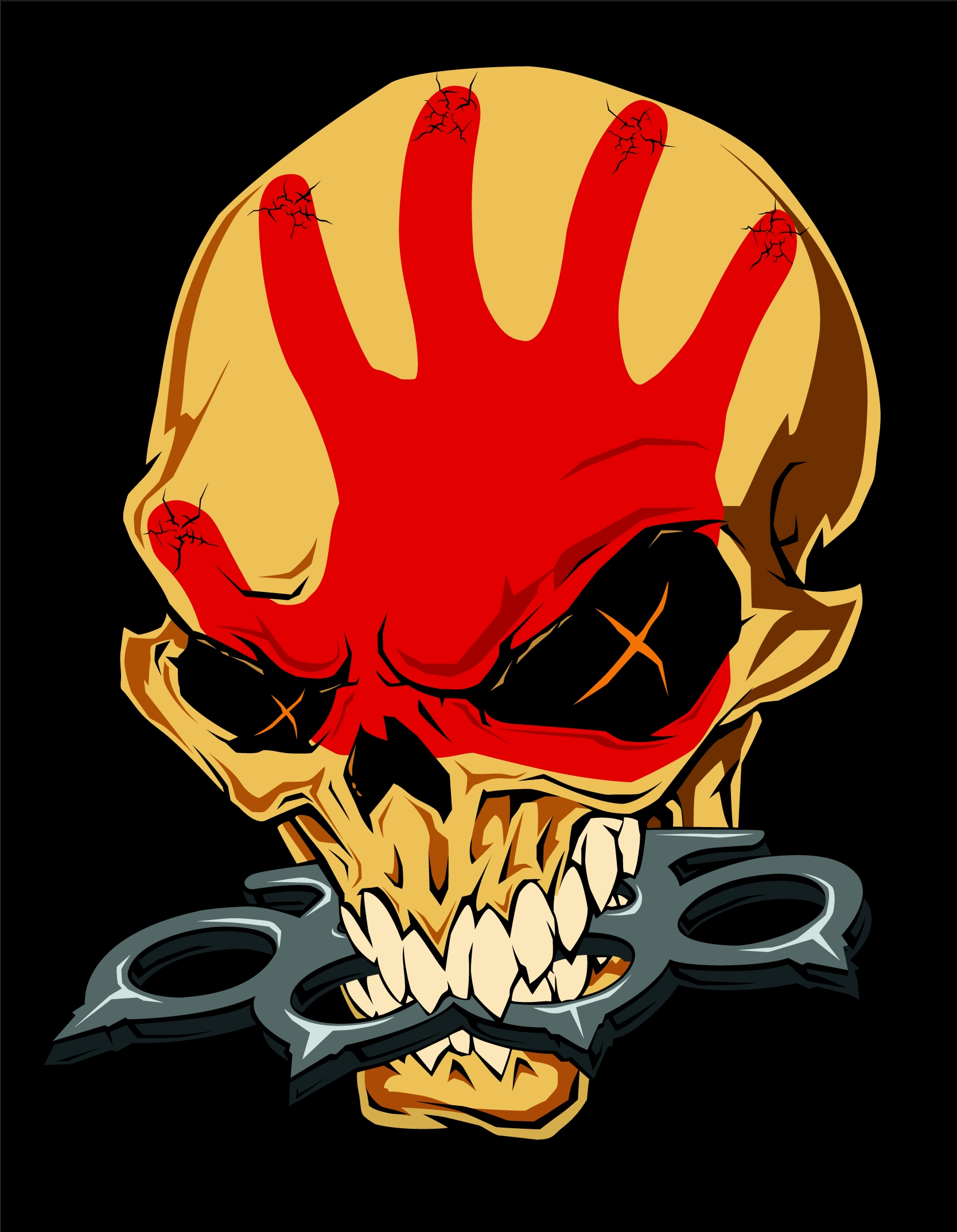 images for > five finger death punch logo | <3bands<3 | pinterest