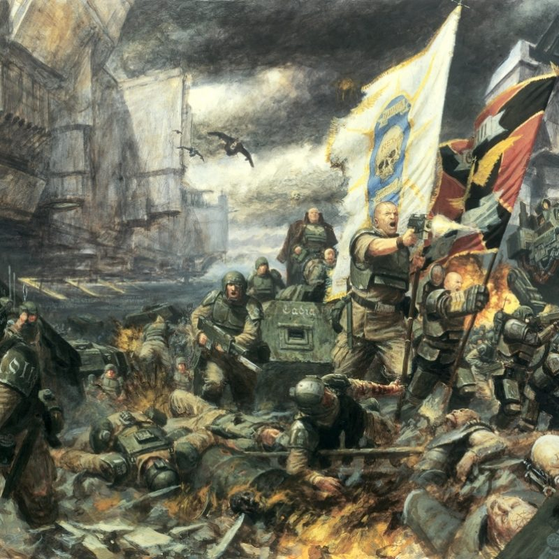 10 Best 40K Imperial Guard Wallpaper FULL HD 1080p For PC Background 2018 free download imperial guard warhammer 40k astra militarum cadian shock 800x800