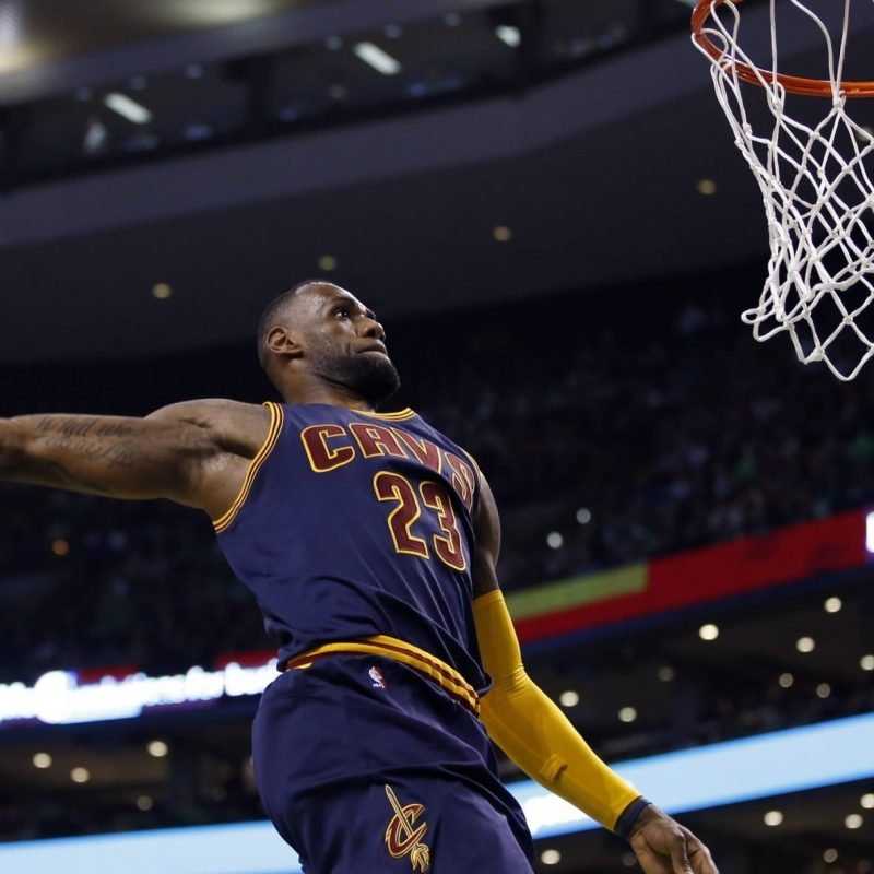 10 Latest Lebron James Dunk Pic FULL HD 1080p For PC Desktop 2020 free download in his 14th season lebron james sets career high for total dunks 4 800x800