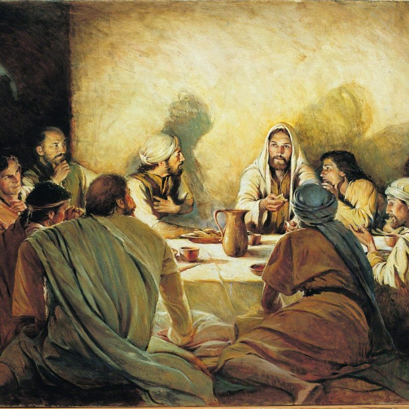 10 Most Popular Jesus Last Supper Picture FULL HD 1920×1080 For PC Background 2018 free download in remembrance of me 800x800