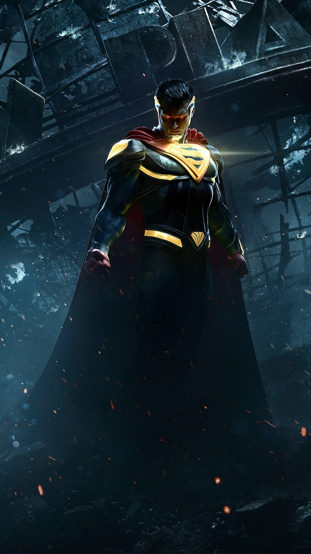 injustice 2 superman wallpapers | hd wallpapers | id #19595